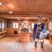 Kostüme des Volkstheater Ritterschauspiele Kieferfelden
