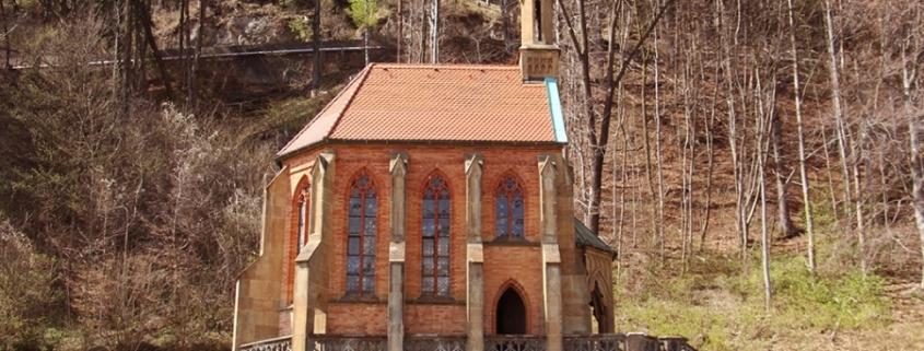 Neugotischer Kirchenbau in Kiefersfelden