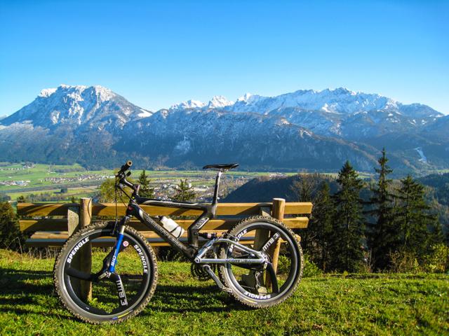 Mountain-Bike-Touren