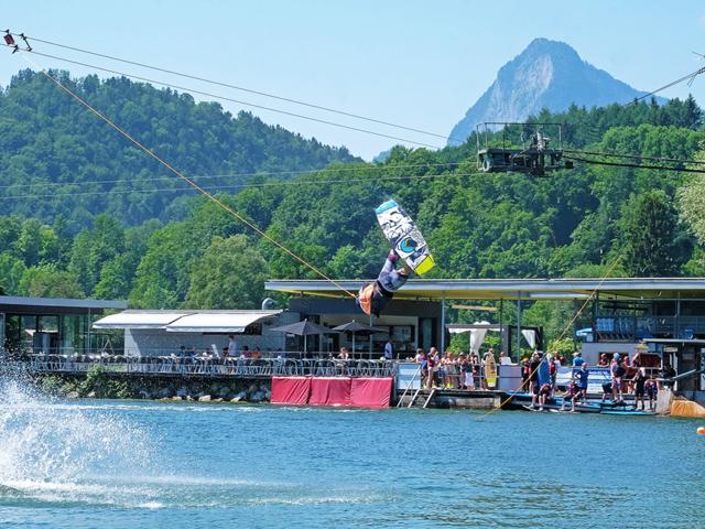 Wasserski- & Wakeboardlift